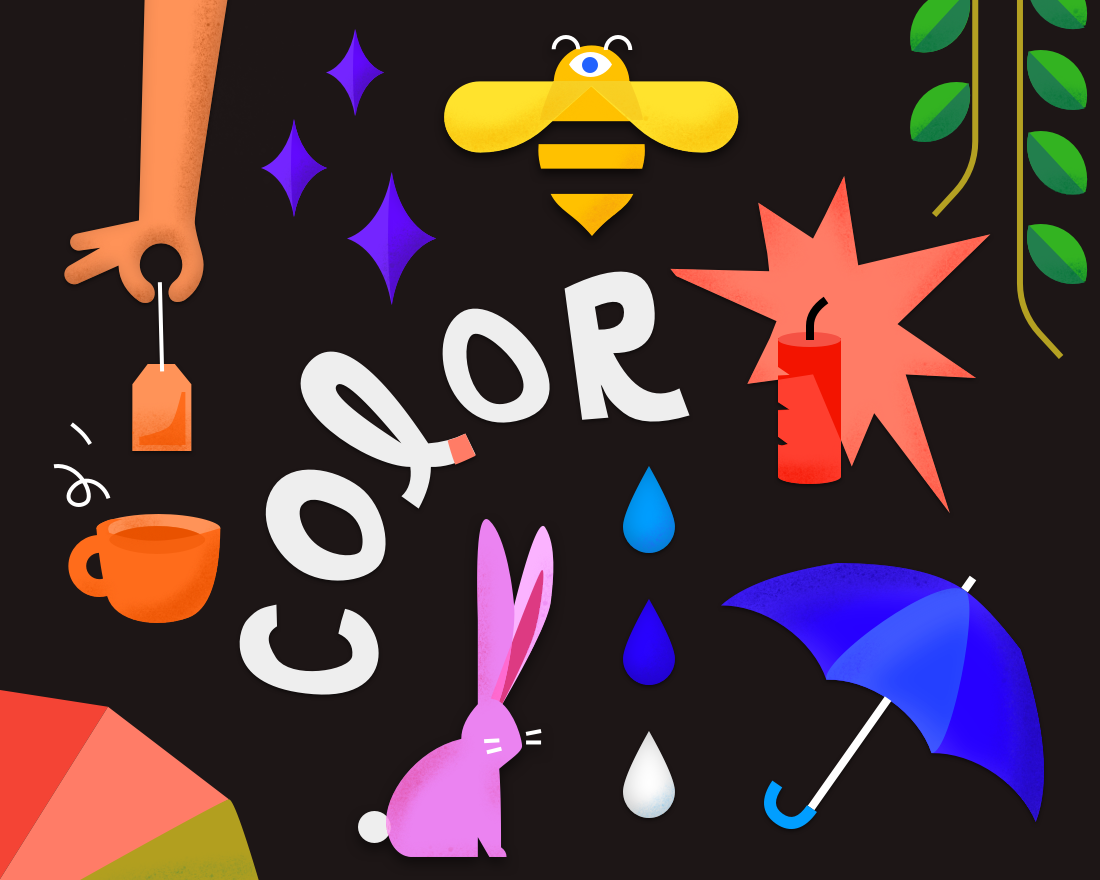 Intro to Color Psychology: Presenting Your Work in the Best Possible Hue
