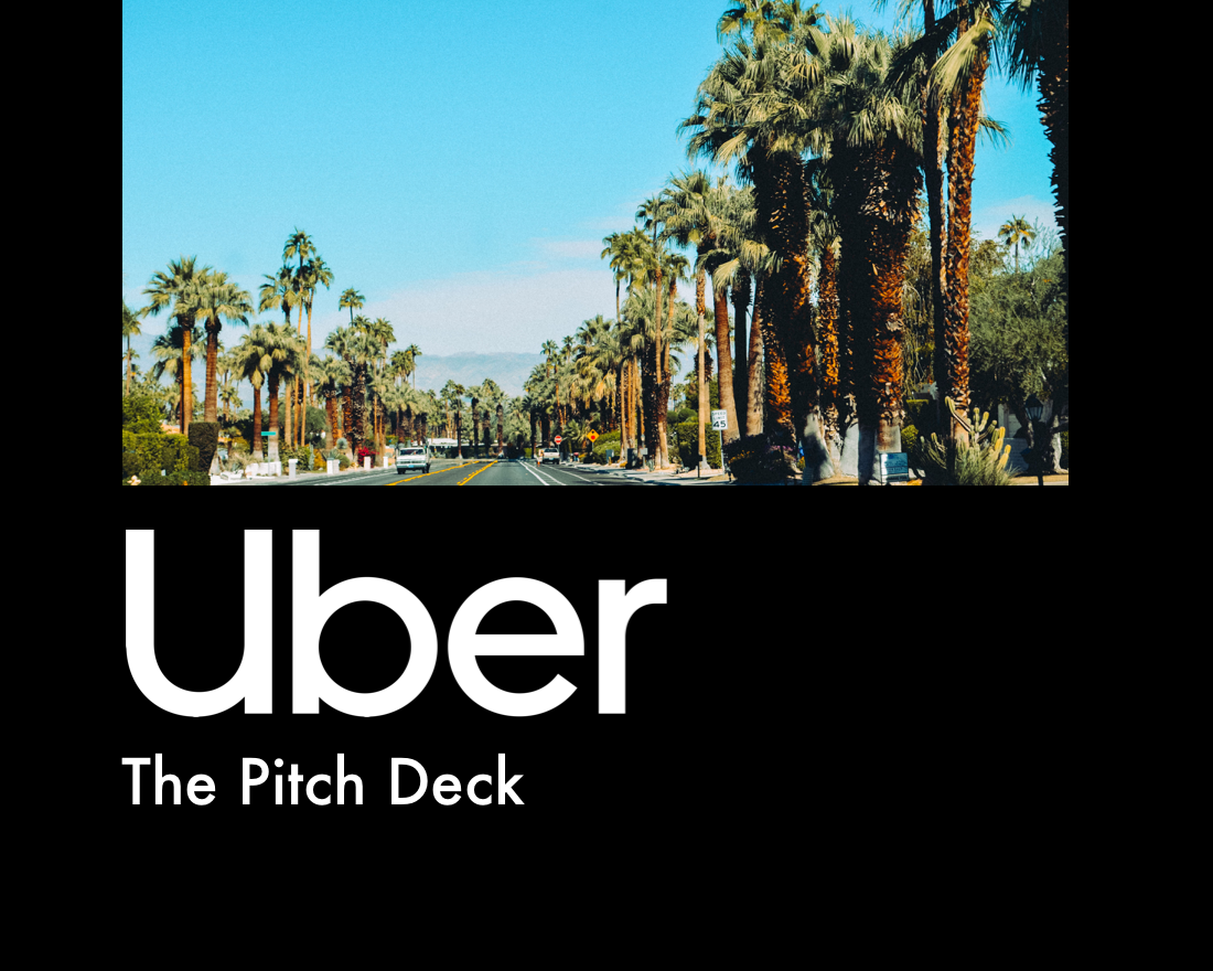 PowerPoint Makeovers: The Uber Pitch Deck