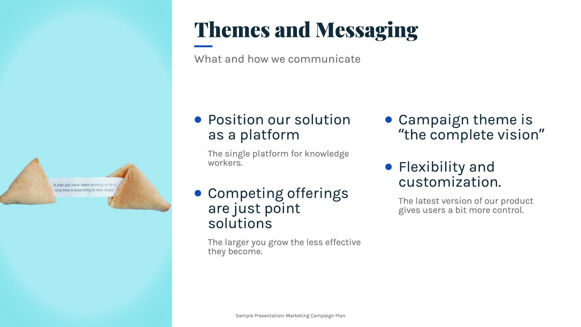MESSAGING
