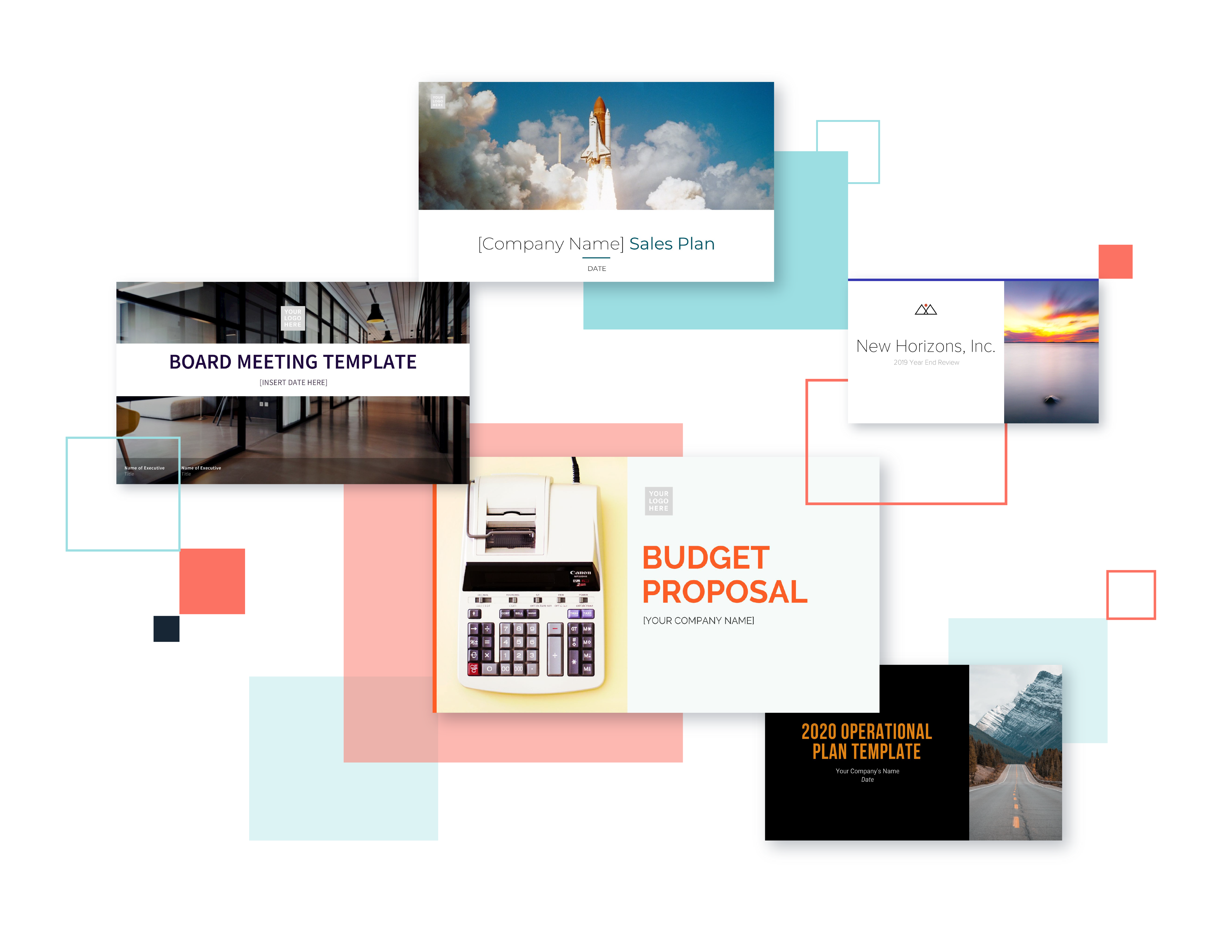 5 Presentation Templates That You Might Not Think About Using (But Should)