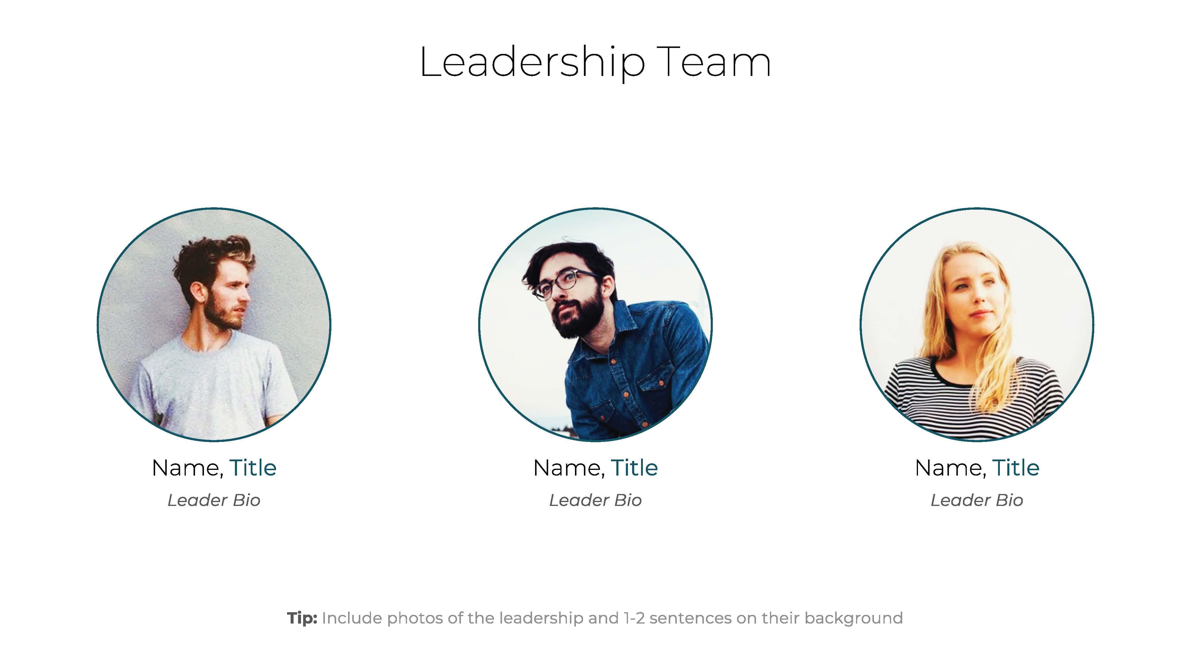 Team Slide