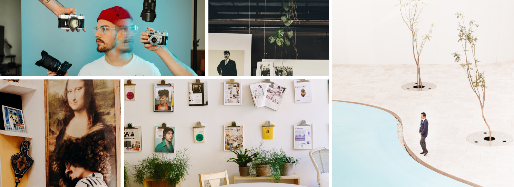 How-To: Using Our Photo Grid Template Beyond Photos