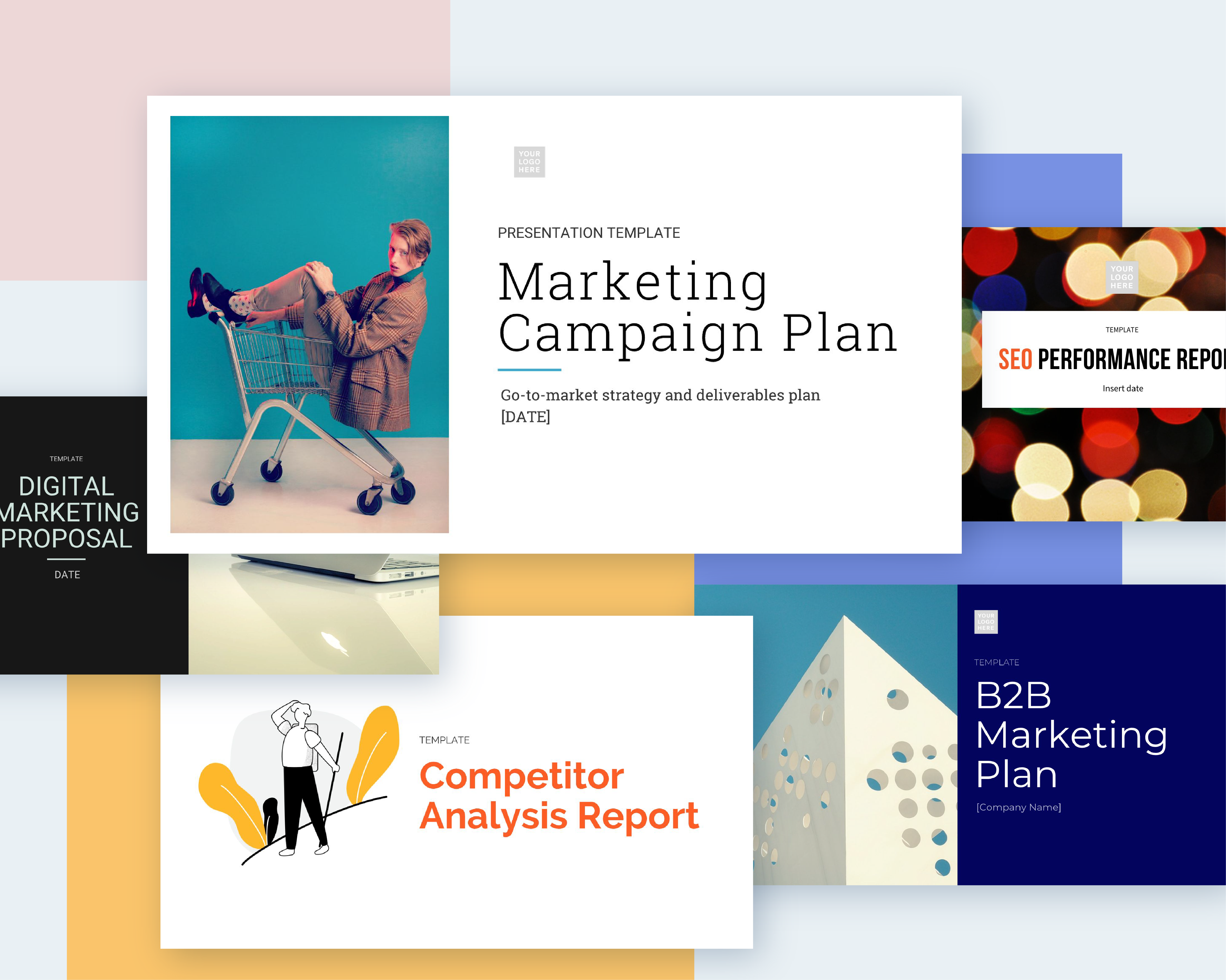 7 Presentation Templates That Every Marketer Needs