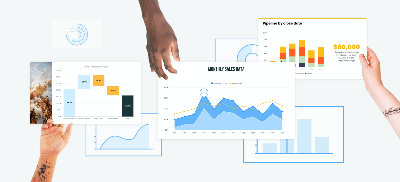 How to Find a Graph or Chart That Makes Your Data Look Good