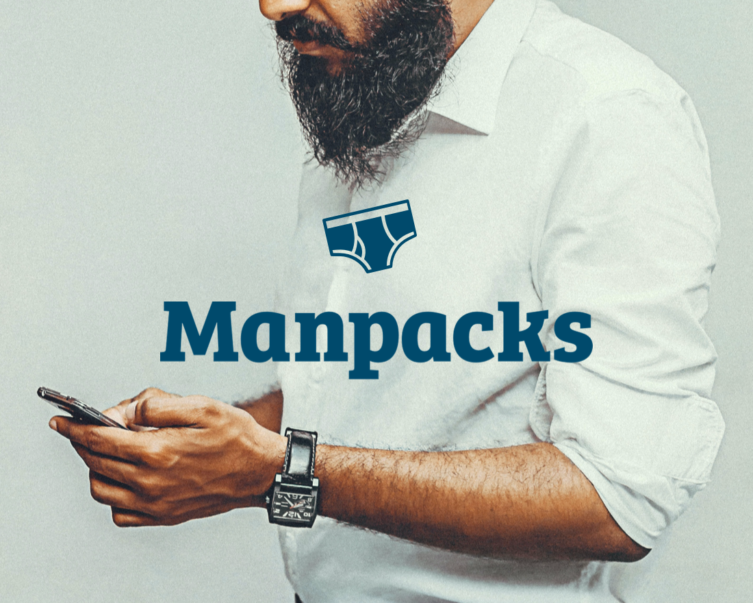 PowerPoint Makeovers: The Manpacks Pitch Deck