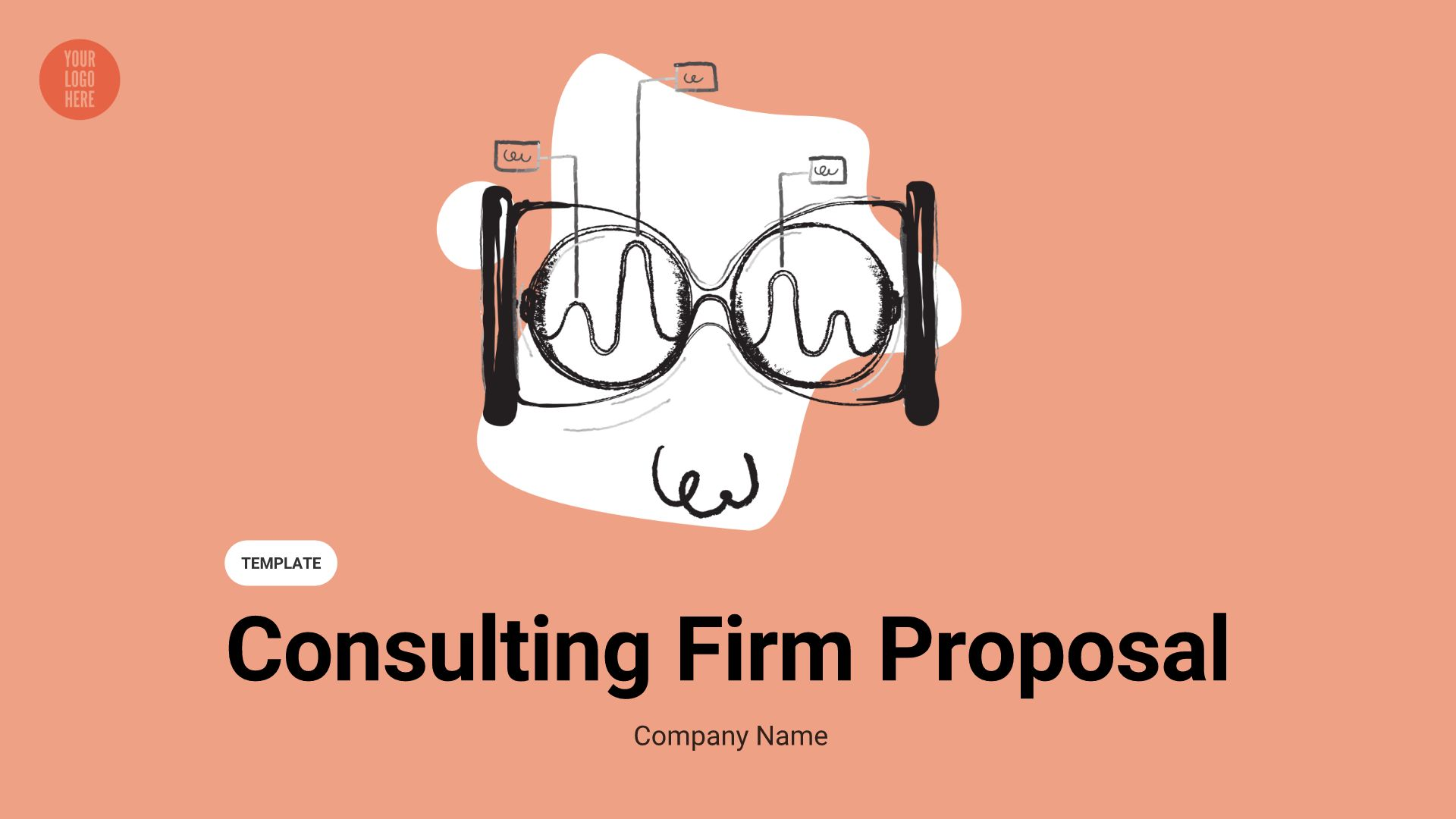 Consulting Proposal Presentation Template