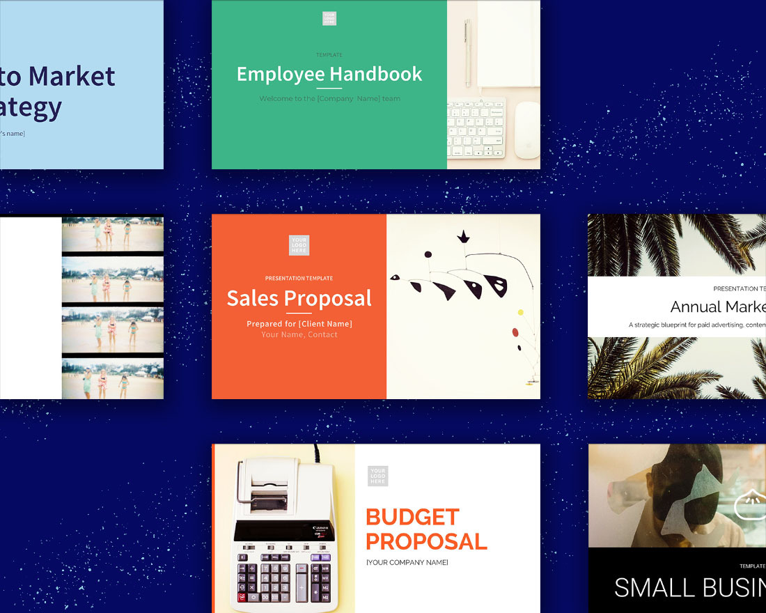 The 7 Presentation Templates You Need For 2021