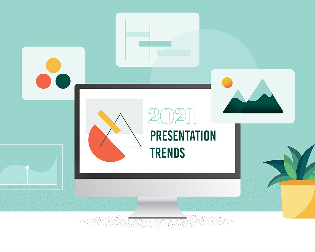 7 Presentation Industry Trends to Watch in 2021