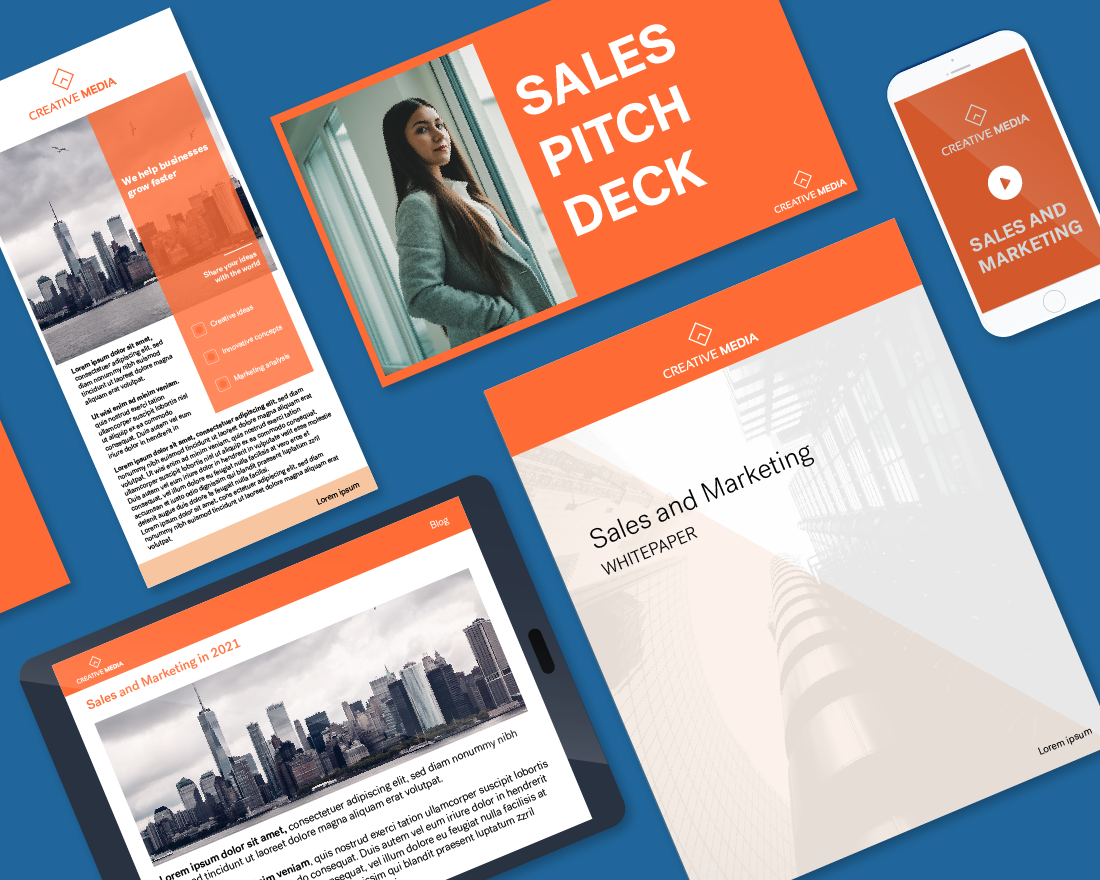 7 Examples of Great Sales Collateral and What to Learn From Them