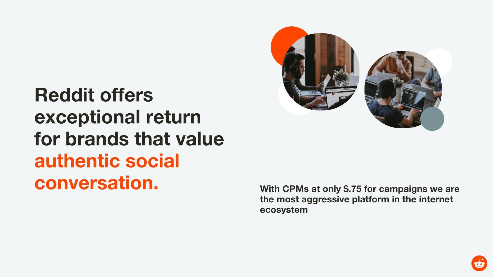 Brand proposition slide