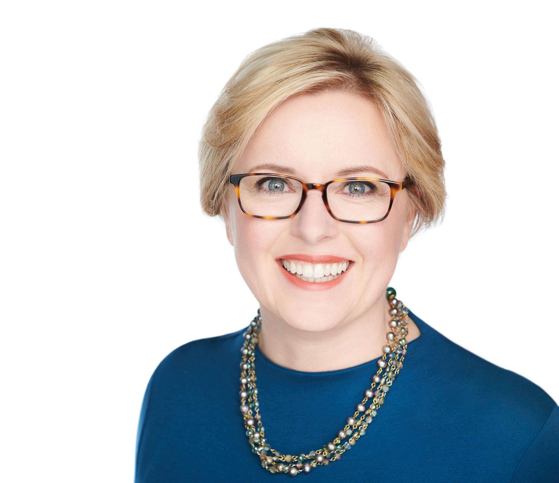 Kristina Podnar, Headshot photo