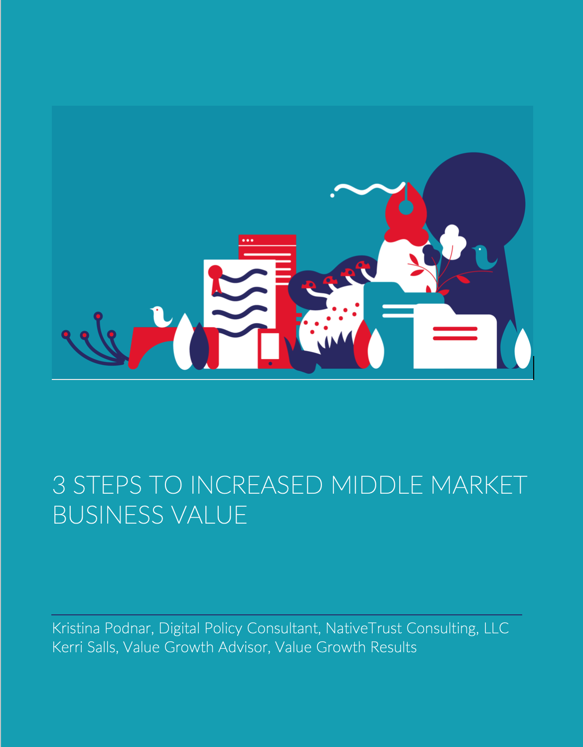 3 Steps to Increased Middle Market Business Value