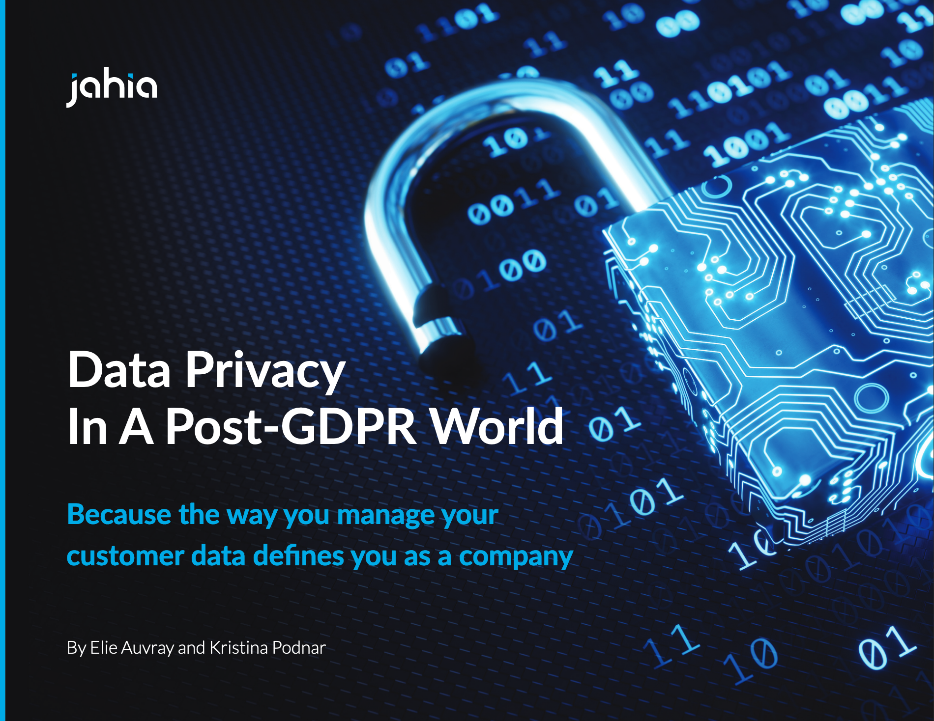 Data Privacy In A Post-GDPR World
