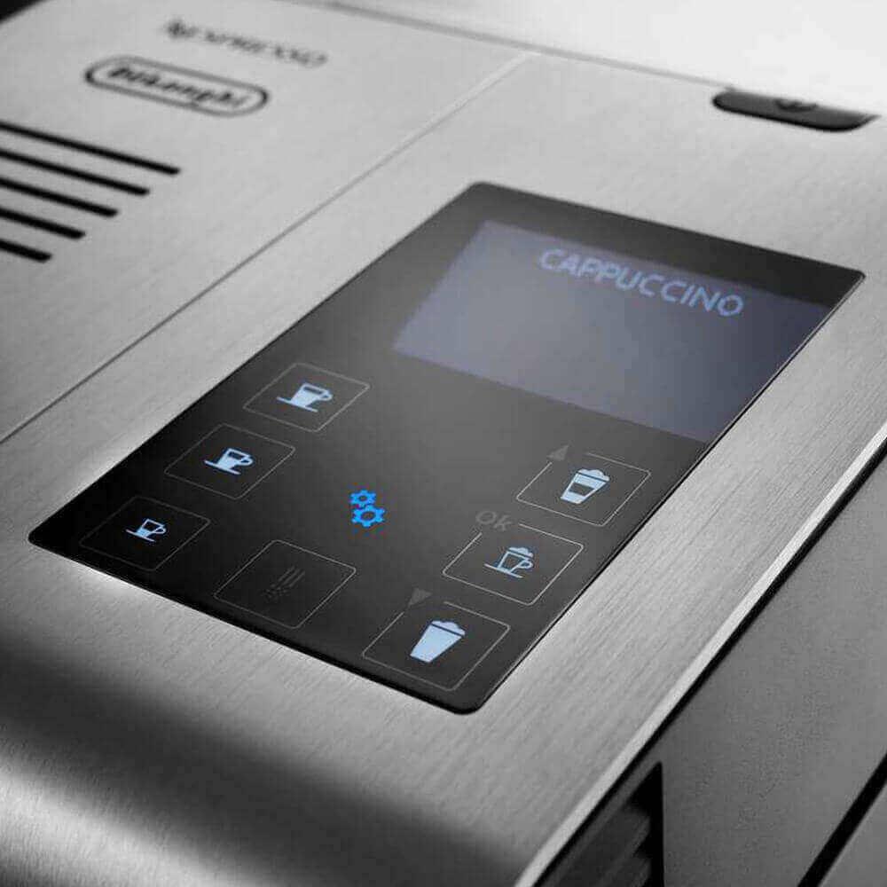 Сенсорная панель кофемашины Delonghi Nespresso Lattissima Pro