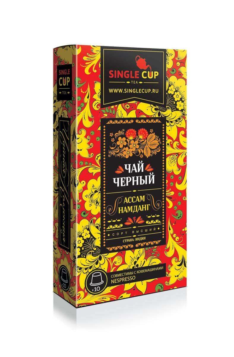 Чай черный Ассам Намданг