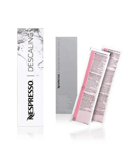 Nespresso Descaling Kit от накипи