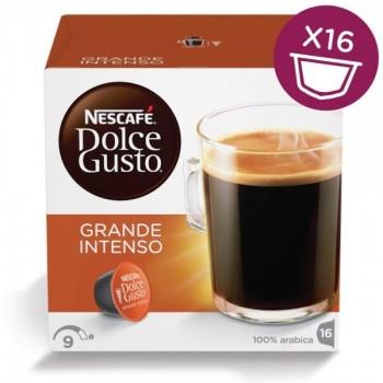 Grande Intenso в капсулах для кофемашин Nescafe Dolce Gusto