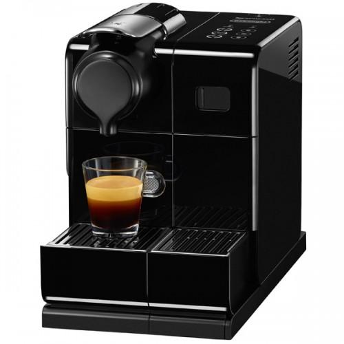 Кофемашина Delonghi Nespresso Lattissima Touch черного цвета без капучинатора