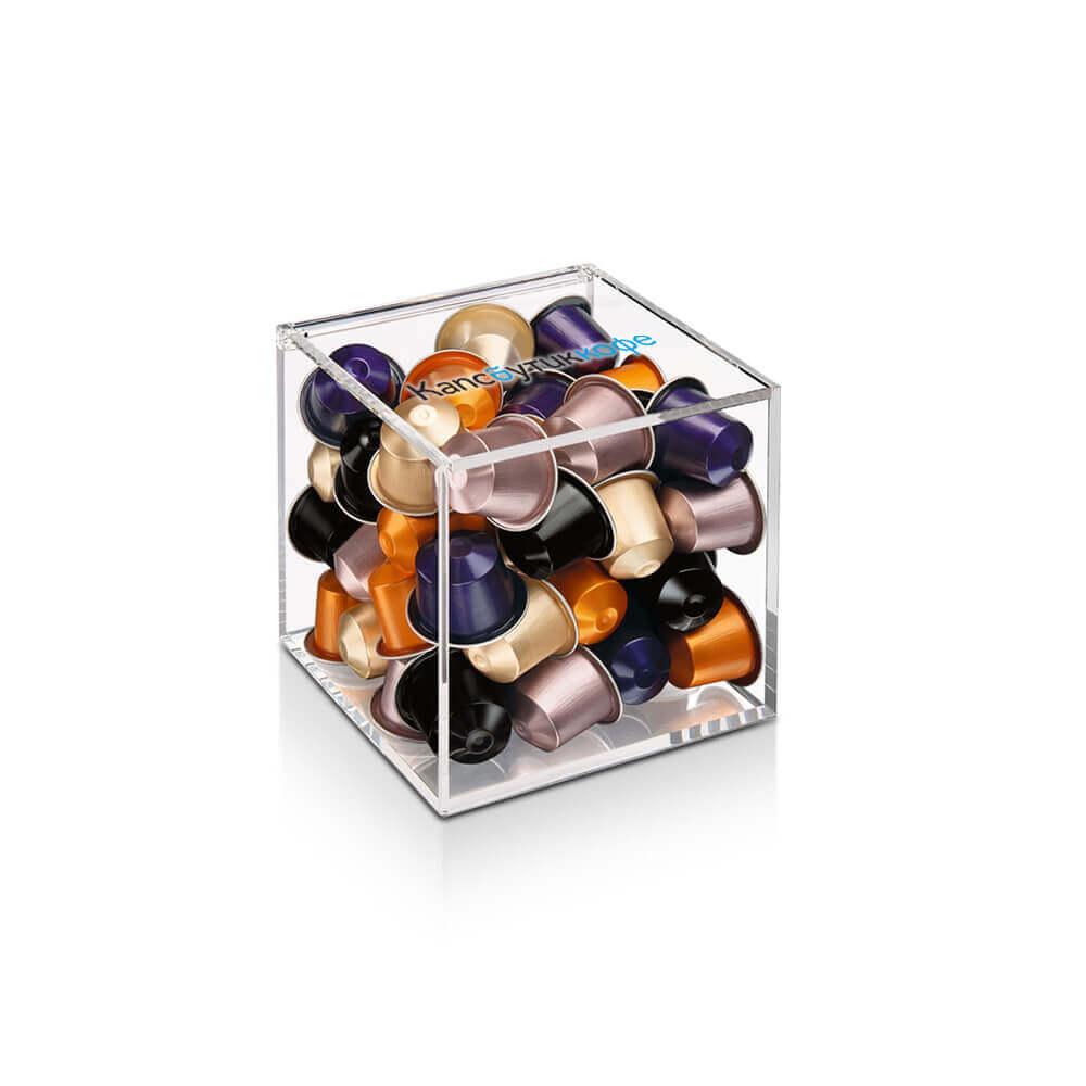 Куб для хранения капсул