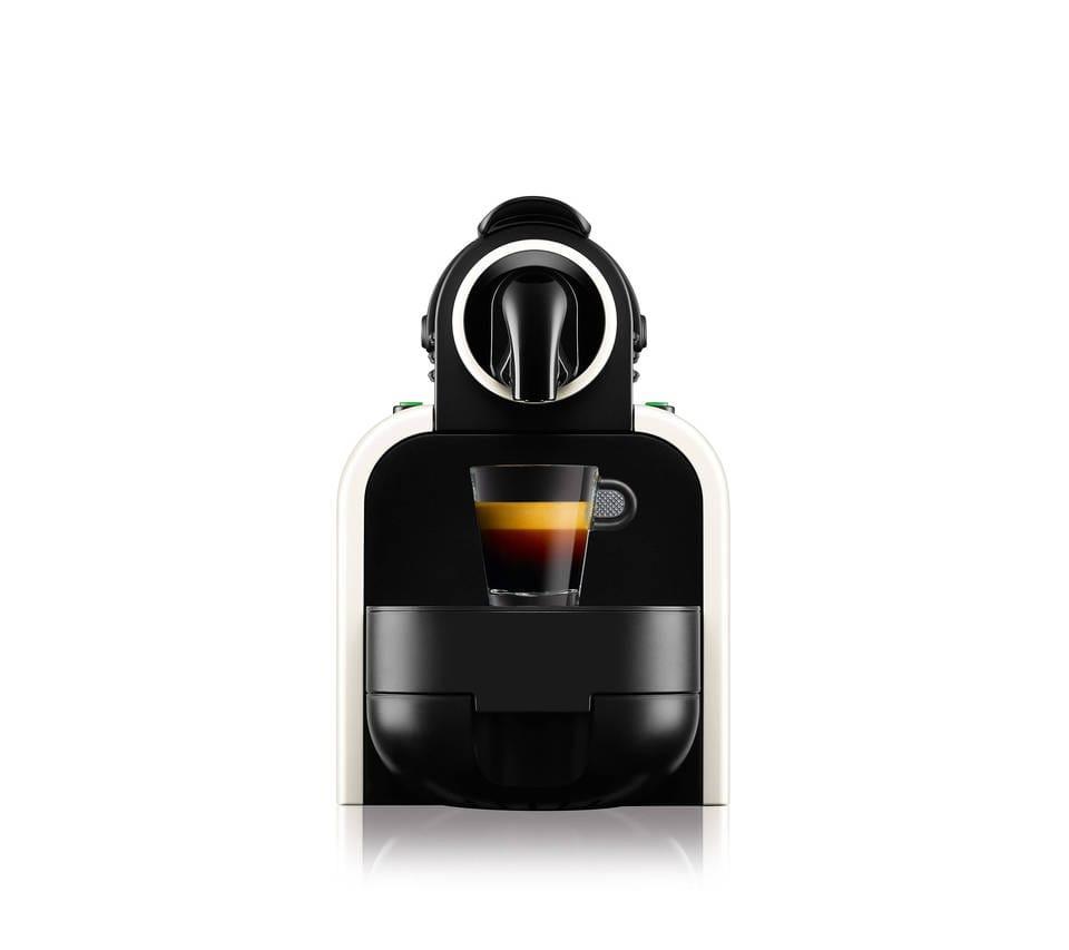 Капсульная кофемашина Delonghi Nespresso Essenza вид спереди