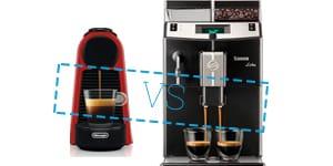 Капсульная или обычная кофемашина?