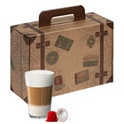 Набор кофе-капсул к 23 февраля