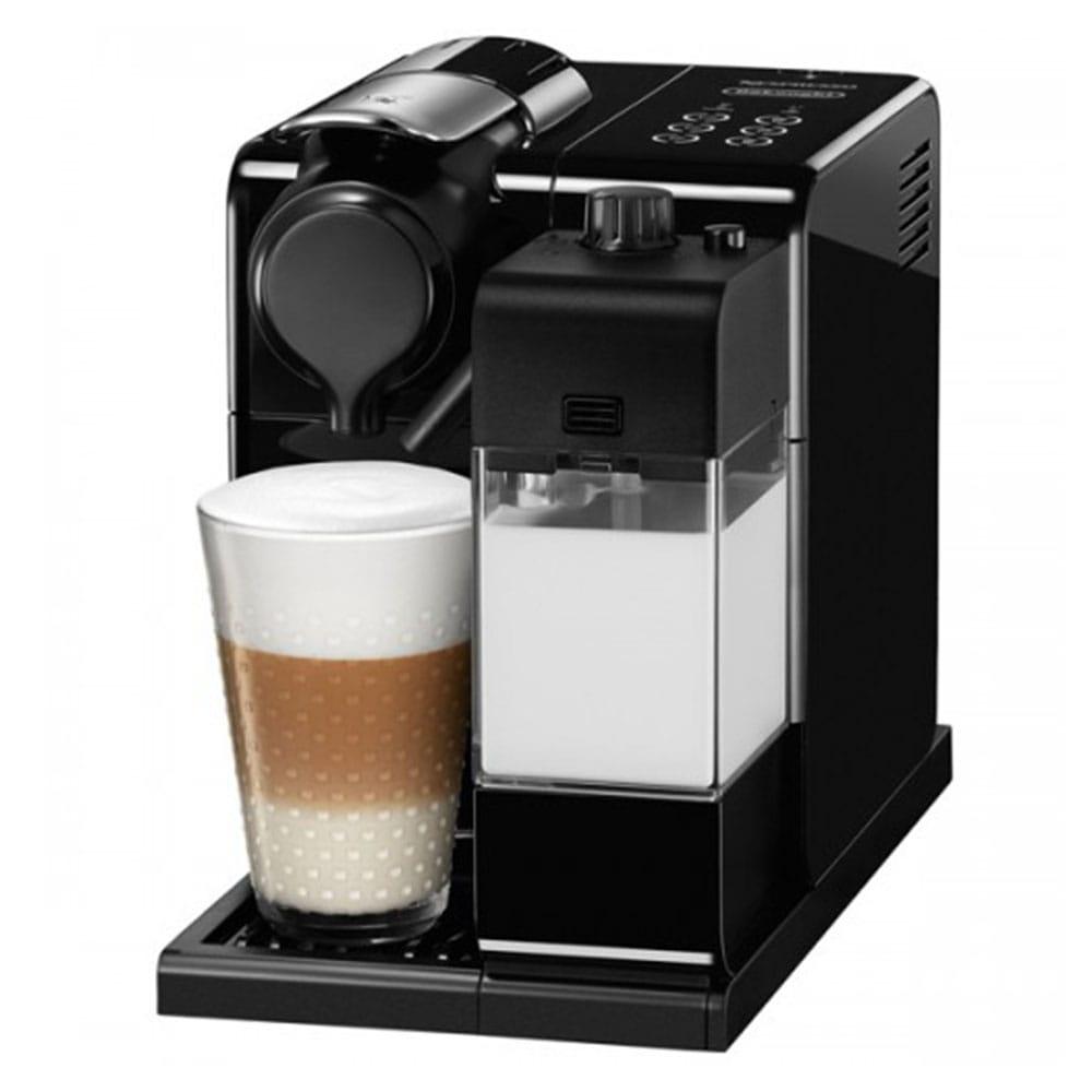 Фотография капсульной кофемашины Delonghi Nespresso Lattissima Touch