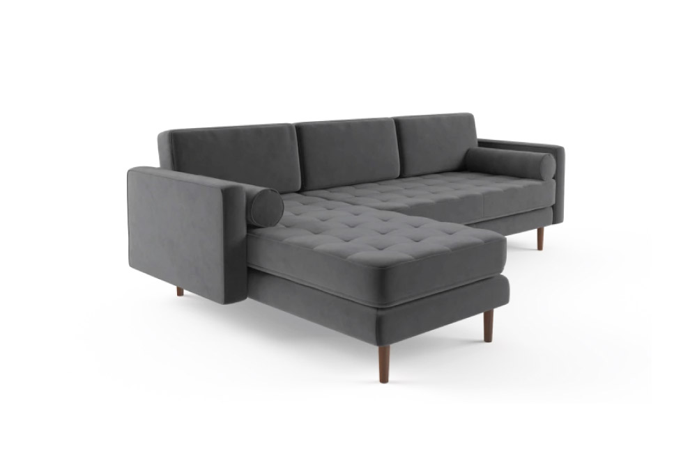 Frank 3 Seater Sofa by Brosa