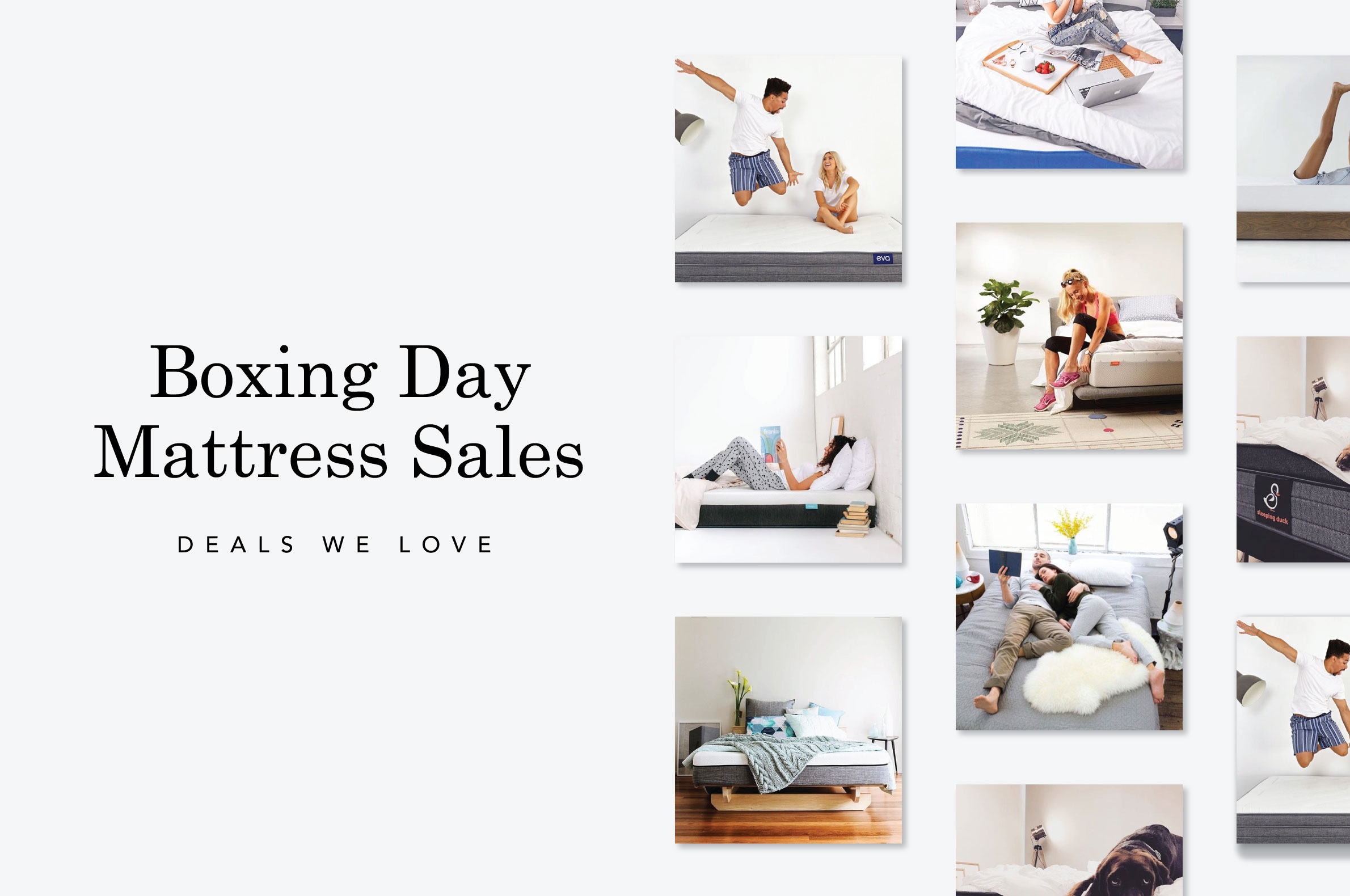 Boxing Day Mattress Sales