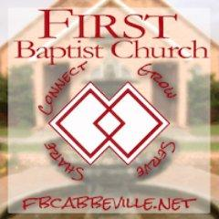 First Baptist Church of Abbeville
