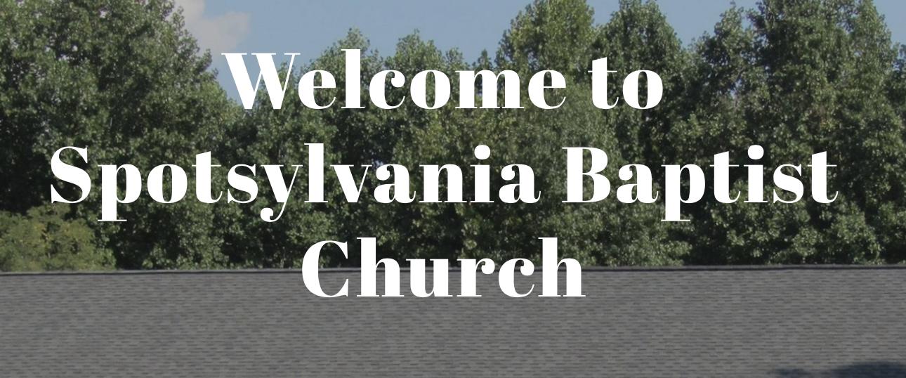 Spotsylvania Baptist Church