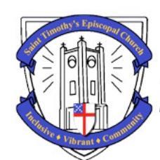 St. Timothy's Episcopal Church (Southaven)