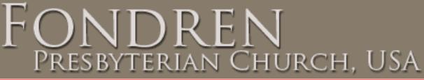 Fondren Presbyterian Church