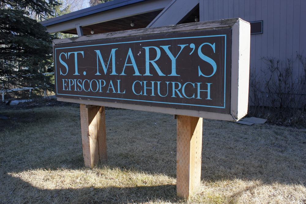 St. Mary's Episcopal Church (Anchorage)