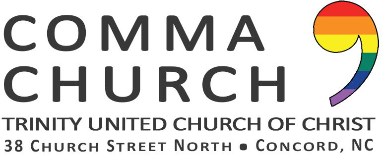 Comma Church (Trinity United Church of Christ)