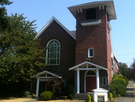 Queen Anne Presbyterian Church