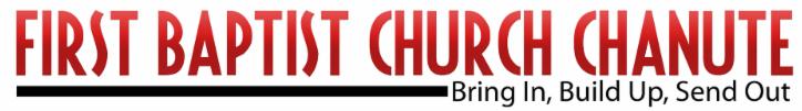 First Baptist Church Chanute