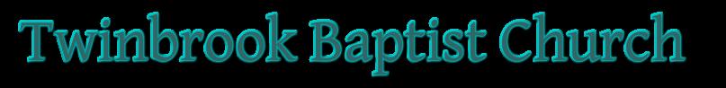 Twinbrook Baptist Church