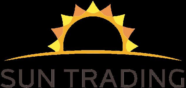 sun trading logo