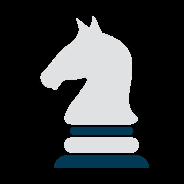strategic management consulting icon