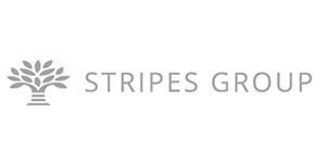 stripes group logo