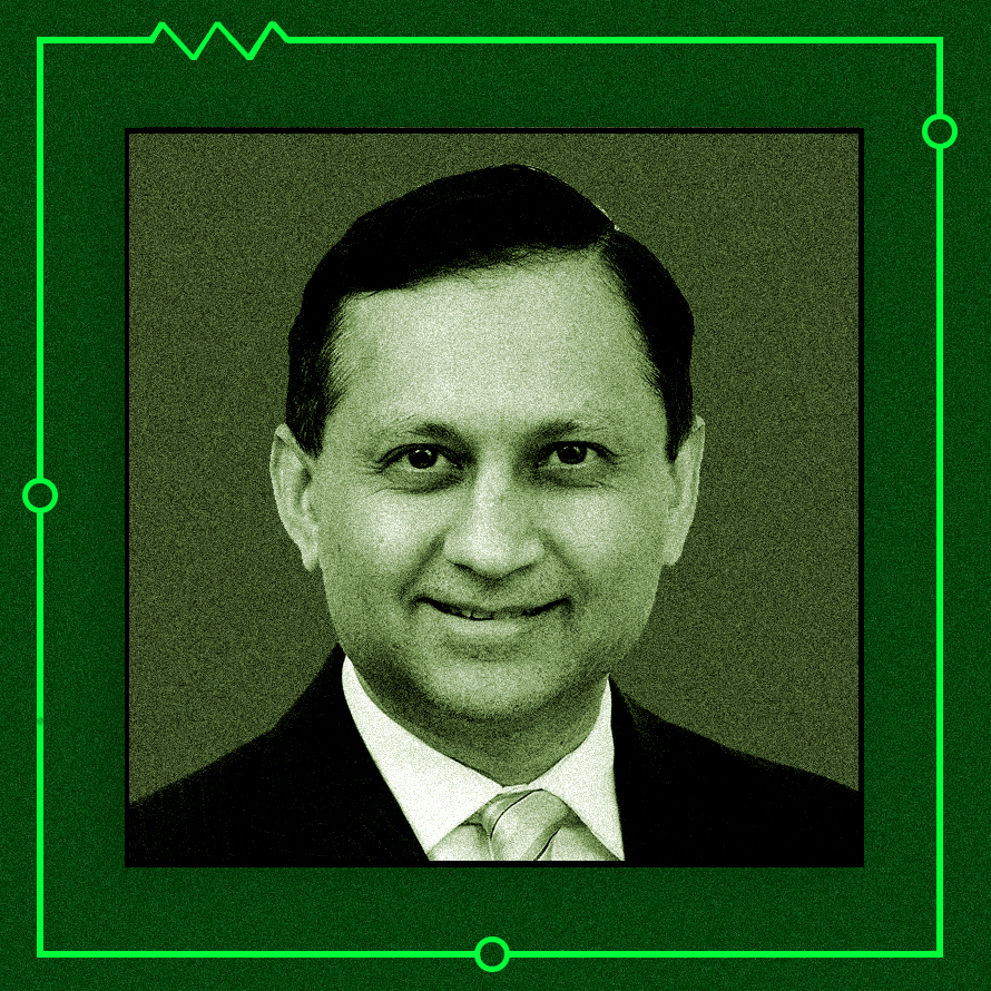 vikas shah from institutional investor top 40
