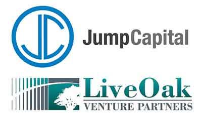 jump capital and live oak venture partners logos