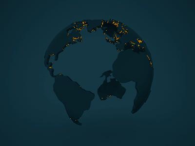 2021 GELC globe