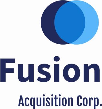 fusion acquisition corp logo