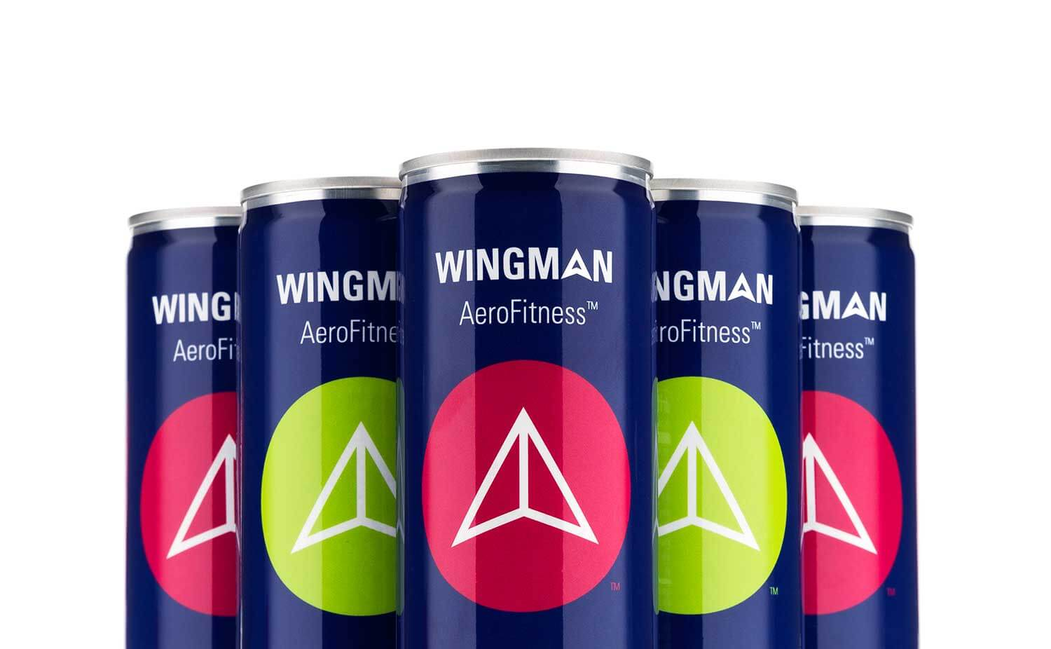 Cans of Wingman