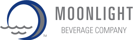 Moonlight Beverage Company Logo