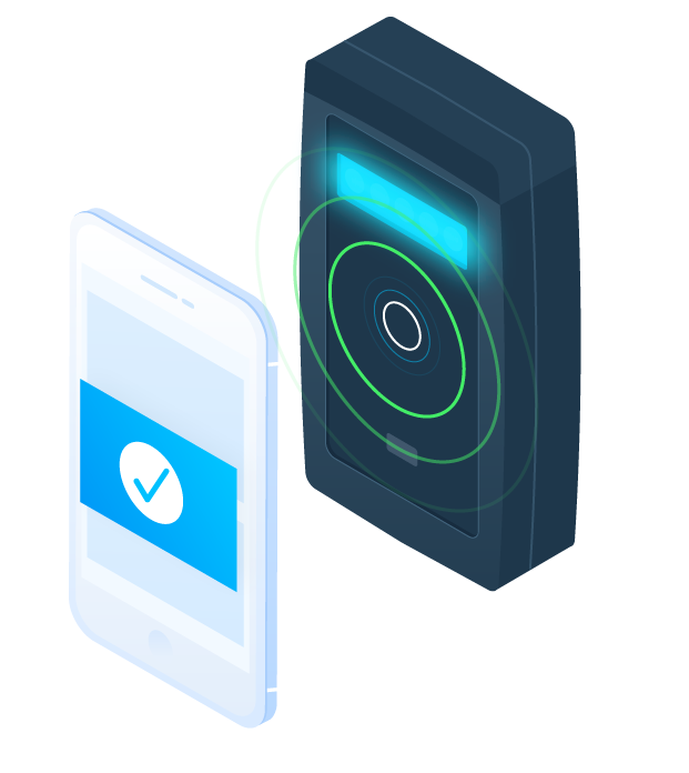 smartphone access control system