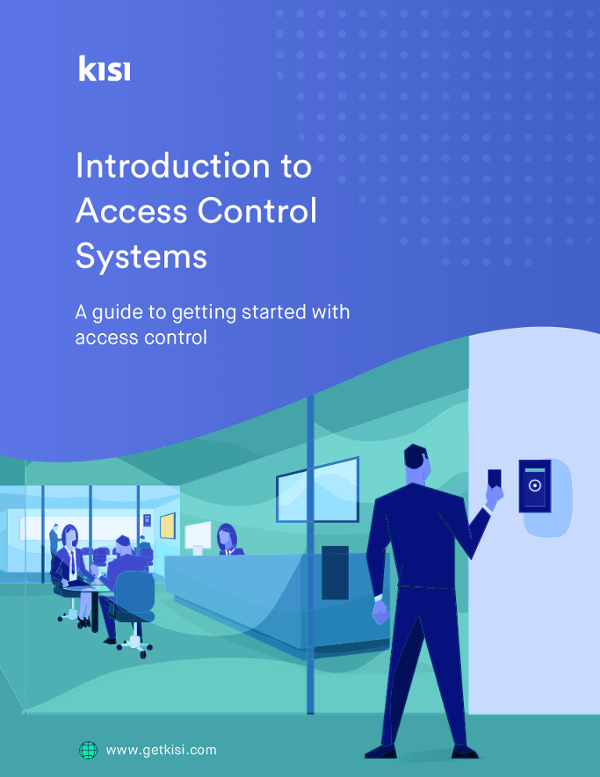 Access Control Systems: Different Types and PDF Guide | Kisi