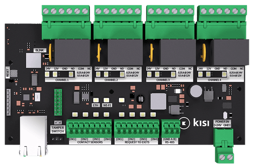 Kisi Controller Hardware